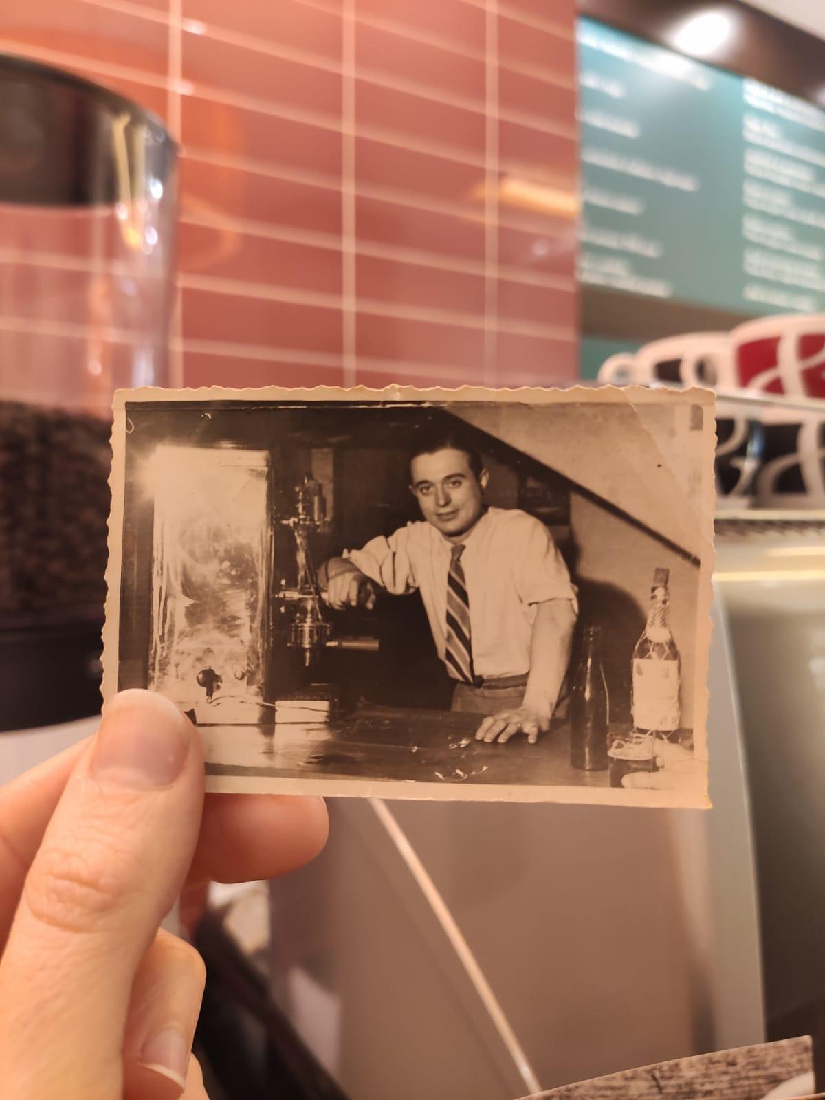 Fundador de pastelería Barcelona más tradicional de España. Recetas de 5 generaciones de maestros pasteleros.