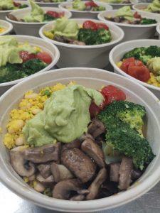 Restaurante comida sana Eixample. Platos saludables para llevar. Comida sana. Comida honesta.