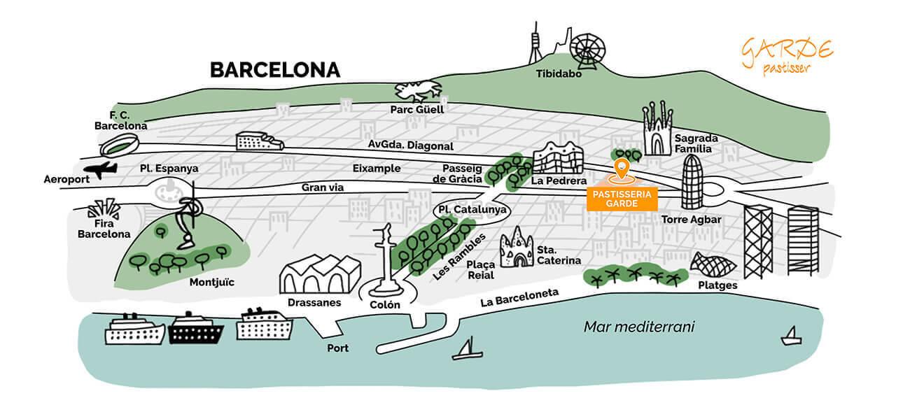 envíos a barcelona